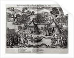 The Peace Made on L'Isle aux Boeufs, near Orleans on 13th March 1563 by Jacques Tortorel