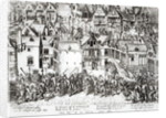 The Prince of Orange calming the Calvinists, 14th March 1567 by Flemish School