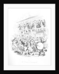 Mr Pickwick on Election Day at Eatenswill by Hablot Knight Browne
