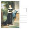 Portrait of Marie Laczinska Countess Walewska by Francois Pascal Simon