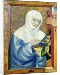 St. Elizabeth of Hungary by Theodoricus of Prague