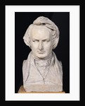 Bust of Victor Hugo aged 35 by Pierre Jean David d'Angers