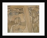 The Desire and the Satisfaction by Jan Theodore Toorop