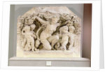 Triumph of Flora, relief taken from the facade of the Flora Pavilion of the Louvre Palace by Jean-Baptiste Carpeaux