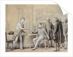 The Signing of the Concordat between France and the Holy See, 15th July 1801 by Francois Pascal Simon