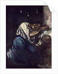 La Madeleine, or La Douleur by Paul Cezanne