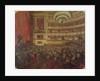 Performance of 'Hernani' by Victor Hugo in 1830 by Paul Albert Besnard