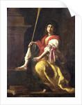 Clio, Muse of History by Giovanni Baglione