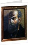 Portrait of Paul Verlaine by F.A. Cazals