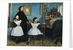 The Bellelli Family by Edgar Degas