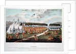View of the Great Treaty Held at Prairie du Chien, Wisconsin, September 1825 by James Otto Lewis