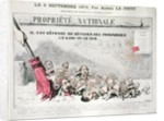 Defense de deposer des immondices le long de ce mur by Alfred Le Petit