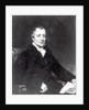 Portrait of David Ricardo engraved by Thomas Hodgetts by Thomas Phillips