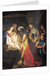 The Adoration of the Magi by Matthias Stomer