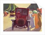 The Road with Acacias by Roger de La Fresnaye