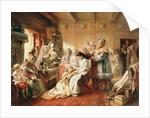 Before the Wedding by Konstantin Egorovich Makovsky