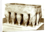 Sarcophagus by Indian School