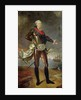 Portrait of Louis-Jean-Marie de Bourbon Duke of Penthievre by French School