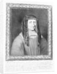 Portrait of Louise de Marillac by Gaspard Duchange