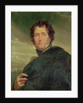 Portrait of Marshal Jean de Dieu Nicolas Soult Duke of Dalmatia by French School