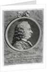 Charles de Brosses, Count of Tournai and Montfaucon, engraved by Augustin de Saint-Aubin by Charles Nicolas II Cochin