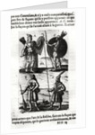 Iroquois of New France by French School