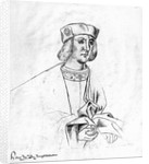 Henry VII king of England by Jacques Le Boucq