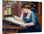 Reading by Jules Ernest Renoux