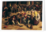 Feast in an Inn by Jan Havicksz. Steen