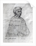 Portrait of Louis XI from the 'Recueil d'Arras' by Flemish School