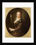 Portrait of a Pilgrim by Jean-Alexis Grimou
