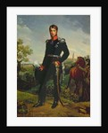 Frederic William III King of Prussia by Francois Pascal Simon