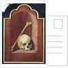 Emblems of Death by German School