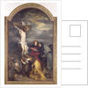 Christ on the Cross by Anthony van Dyck
