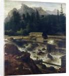 Scandinavian Landscape, 1670 by Allart van Everdingen