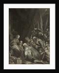 Adoration of the Magi by Jean de Saint-Igny