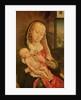 Virgin and Child by Rogier van der Weyden