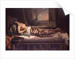 The Death of Cleopatra by German von Bohn