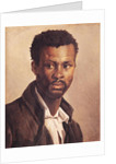 A Negro by Theodore Gericault