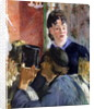 La Serveuse de Bocks by Edouard Manet