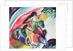 The Rider by Wassily Kandinsky