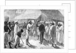 David Livingstone by French School