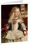 Las Meninas or The Family of Philip IV by Diego Rodriguez de Silva y Velazquez