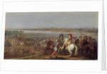 The Crossing of the Rhine by Adam Frans Van der Meulen
