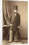 Baron James Rothschild by Andre Adolphe Eugene Disderi