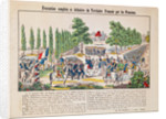 Evacuation of the French Territory by the Prussians by French School