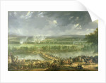 Battle of Pont d'Arcole by Baron Louis Albert Bacler d'Albe