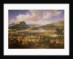Battle of Mount Thabor by Louis Lejeune