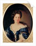 Portrait of Marie-Anne Mancini Princess Colonna by Pierre Mignard