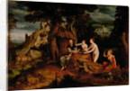 The Temptation of St. Anthony by Cornelis Massys